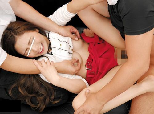 股裂けクイズで即ファックの罰ゲームで絶頂する素人娘のパンティadaruto動画